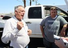 Nevada Rancher Says He's Not Afraid of Harry Reid's Threats