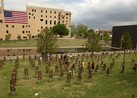 Oklahoma City held a memorial service on Sunday (April 19) to remember the victims of the 1995 bombing of the Afred P. Murrah Federal Building that killed 168 and