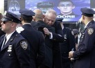 Thousands Attend Funeral of NYPD officer