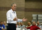 Jeb Bush Slams 'Incompetent' Federal Administration