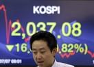 Wall Street Has Its Best Week in Months