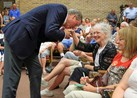 Jeb Bush Touts Small Business at Bay Area Event
