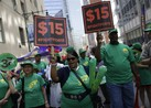 NY Moves to Raise Minimum Wage for Fast-Food Workers to $15