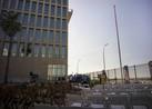 Officials raise U.S. seal at embassy in Havana