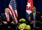 President Obama Meets With Raul Castro For 2nd Time