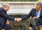 President Obama Meets with Benjamin Netanyahu at the White House