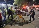 A crowded New Orleans park that left 16 people wounded on Sunday has got police trying to figure out what sparked a gun battle.
