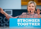 According to data compiled by SMG Delta for NBC News, presumptive Democratic presidential nominee Hillary Clinton and her supporters have spent $26 million on ads in eight battleground states for the month of June.