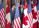 The leaders of North America confront a rising tide of economic protectionism and nationalism as they hold a summit Wednesday in theCanadian capital.