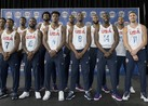 USA Olympic Basketball Team Stays On Luxury Cruise Ship