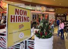 Last week, the number of Americans filing for unemployment benefits rose less than expected.
