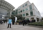 Authorities say a young Apple employee took his own life at Apple's headquarters this week.