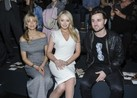 Tiffany Trump made her first official public appearance since Donald took office on Monday, and her venue of choice was New York Fashion Week/ Tiffany's appearance at the Philipp Plein show reportedly caused a seating nightmare at the show as the two fashion editors who were assigned seats next to her refused to sit in those spots.