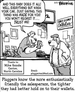 Political Cartoons by  Pluggers