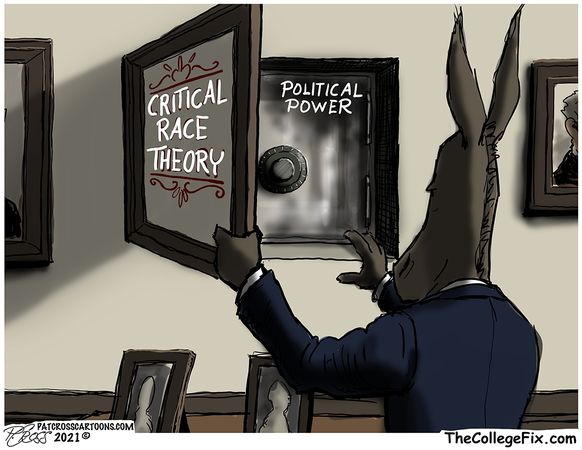 Political Cartoons by Pat Cross