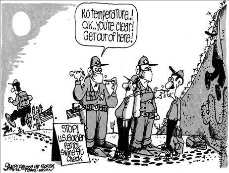 Political Cartoon by Ed Gamble