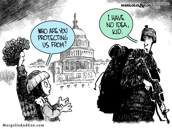 Political Cartoons by Margolis & Cox