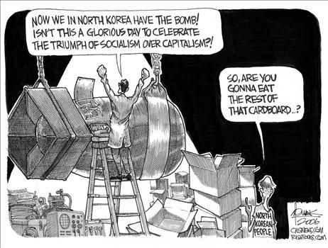 Political Cartoons by Paul Nowak