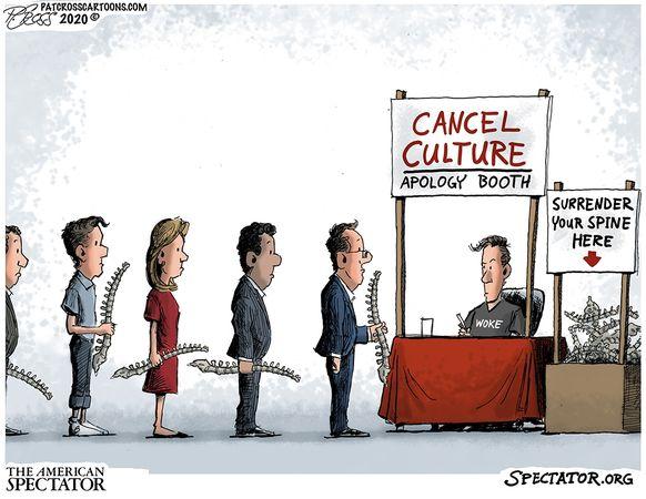 Political Cartoons by Pat Cross