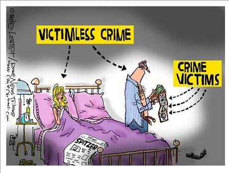 Gambling a victimless crime capitals casino night pics