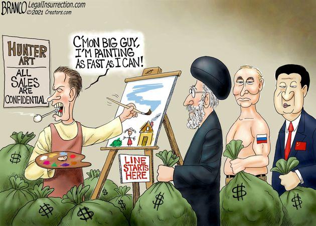 Political Cartoons by AF Branco