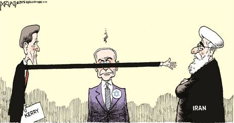 Political Cartoons by Robert Ariail