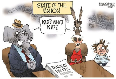 Political Cartoons - Political Humor, Jokes and Pictures ~ January 13 ...