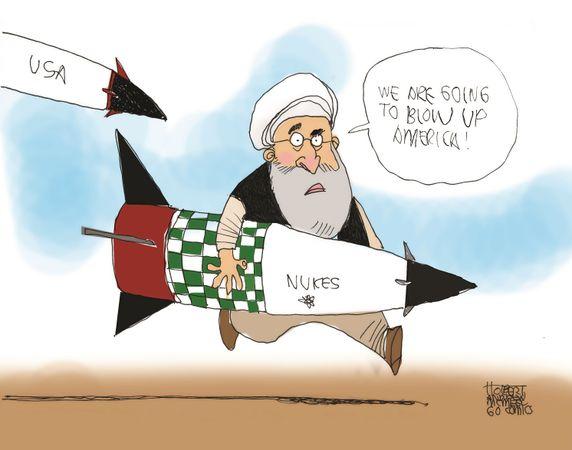 Political Cartoons by Jerry Holbert