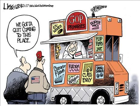 Political Cartoons - Political Humor, Jokes and Pictures ~ January ...