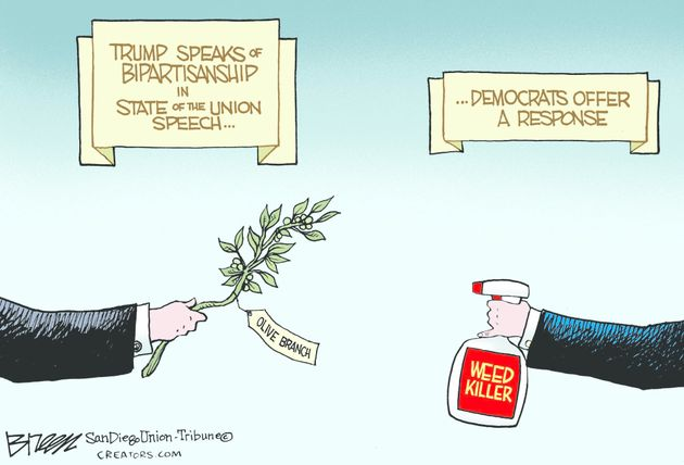 Political Cartoons by Steve Breen