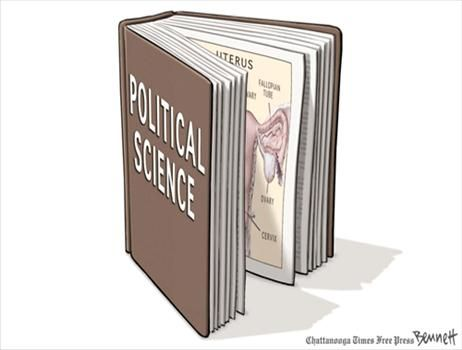 Political Cartoons by  Bennett