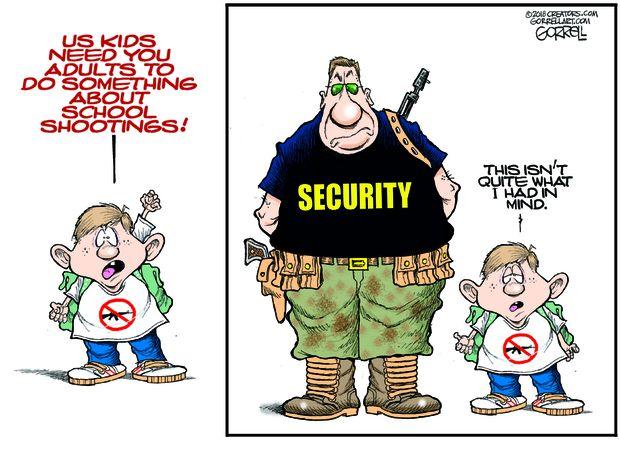 Bob Gorrell Political Cartoons – Political Humor, Jokes, and