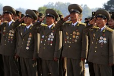 As Tensions Mount, North Korea Conducts 'Large-scale Artillery Drill'