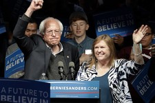 Can We Talk About Bernie Sanders And Wife Being Under FBI Investigation?