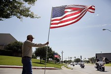 Texas Teens Stand Up to Atheists and Defend American Flag