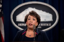 NYT: Former AG Loretta Lynch Tried To Play Down The True Nature Of FBI's Criminal Probe Into Clinton Emails