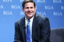 Arizona's Republican Governor Doug Ducey is Skipping Trump's Phoenix Rally