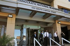 DNC Votes Against Ban on Corporate Lobbying