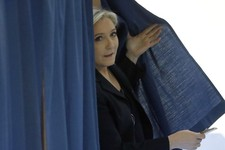 Marine Le Pen Celebrates Strong Showing, But Notes 'Survival' of France Is At Stake