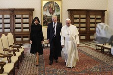 Melania Trump To Be White House's First Catholic Resident Since The Kennedys