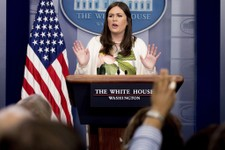 Reporter Goes After Huckabee Sanders For Her 'Inflammatory Comments' About the Press