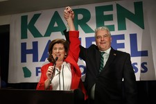 HuffPo: Karen Handel Winning Isn't Good For Women Because She's Conservative, Or Something