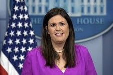 Sarah Huckabee Sanders Promoted as Press Secretary, Gives Trump's Response to Spicer Resignation