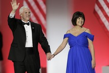 In Sleazy DC, Mike Pence's Respect For His Wife and Professional Women Should Be Applauded