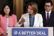 Pelosi: Yeah, I'm For Censuring Trump For His Defense Of White Supremacy