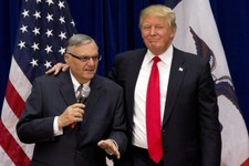Trump Will Not Pardon Sheriff Joe Arpaio at Tonight's Phoenix Rally