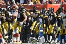 Pittsburgh Steelers: We're Going Stay In The Locker Room For The National Anthem