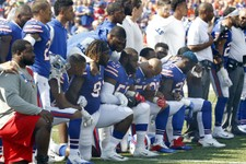 NFL Sunday: 150 Players Took A Knee During National Anthem And Other Antics