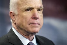 McCain Reveals 'Very Poor' Prognosis