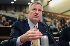 De Blasio Faces Federal Prosecutors Over Fundraising Scandals